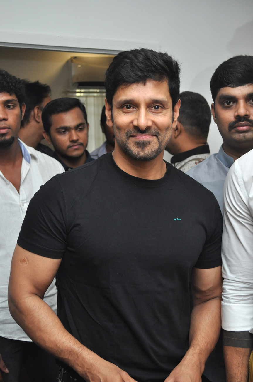 Vikram launch the body studio gym photos altavistaventures Choice Image
