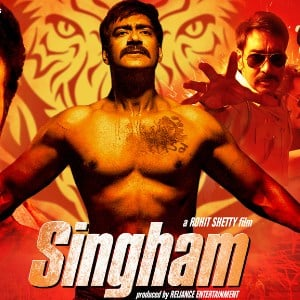 Singham full Movie