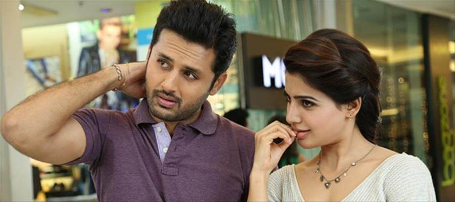 Nitin Escapes From Samanthas Affair