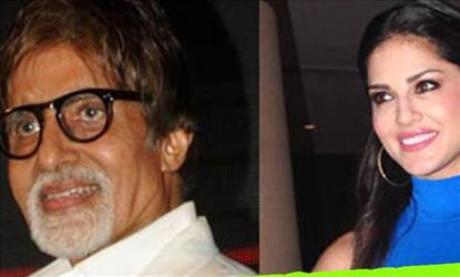"""What is common between Sunny Leone and Big B?</p> <div class=""""pod-footer""""> <time class="""