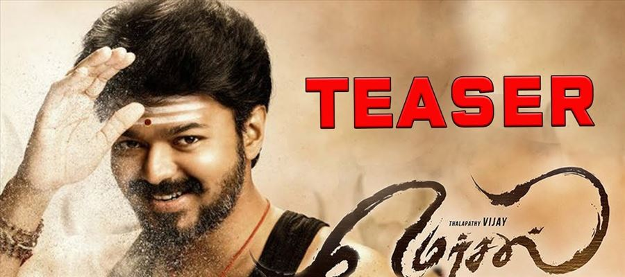 Vijay's fans expected more in Mersal teaser, but in vain!!!!