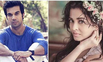 Aishwarya Rai and Rajkummar Rao's Movie with Fanney Khan confirmed