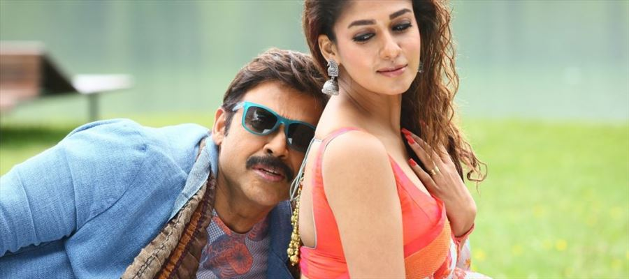 Venky to join Nayantara once again?