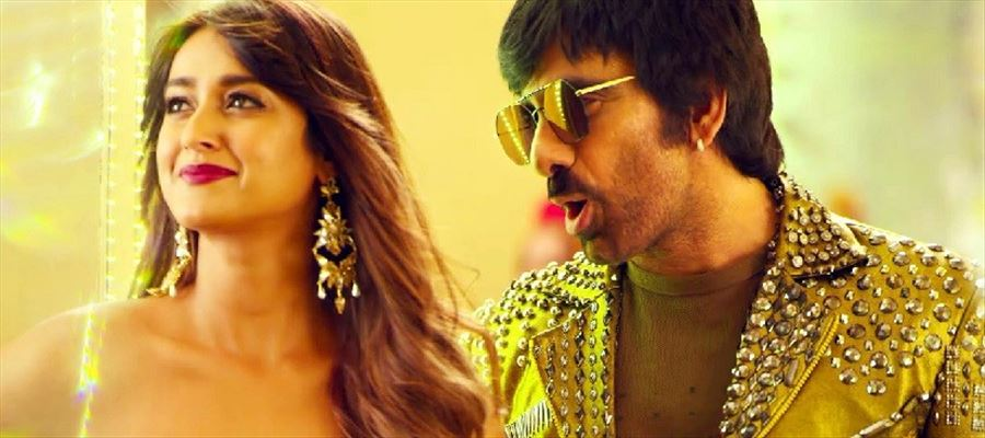 AMAR AKBAR ANTHONY Review - Ravi Teja's Wait for a 'REAL HIT' continues