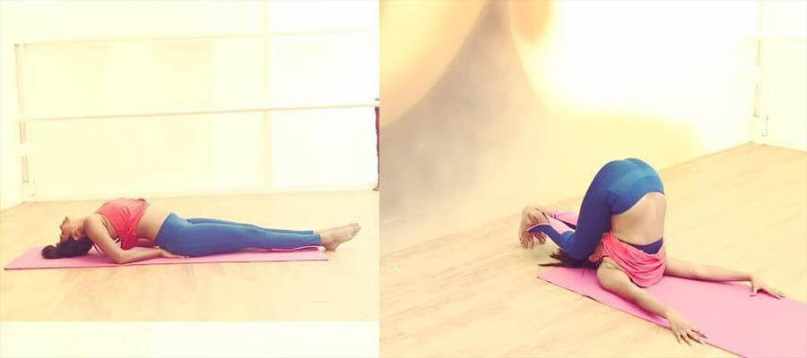 Amala Paul 'KILLING IT' by 'BENDING, STRETCHING and EXPOSING...!!!