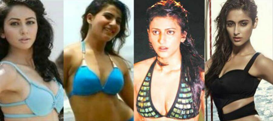 Tollywood actresses who are EXTREMELY HOT