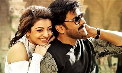 Chiranjeevi back with Double Bang
