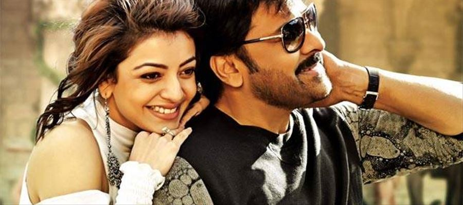 Chiranjeevi back with Double mast