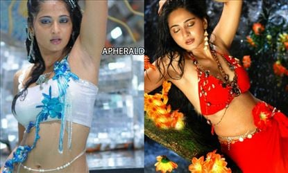 Anushka misses another one!