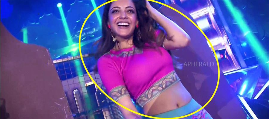 Kajal's Hot stage show grabs more ratings