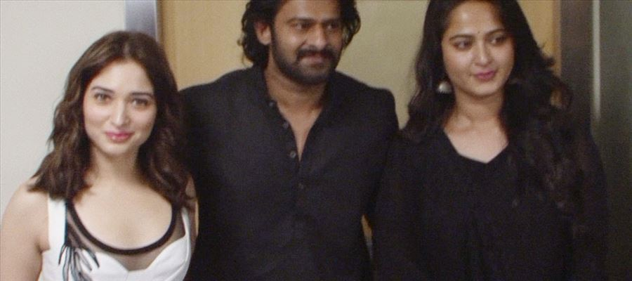 Prabhas and Anushka together as a couple? Here's the scoop!