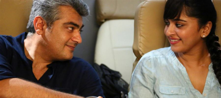 Anushka is likely to pair with 'Thala' Ajith once again for Viswasam