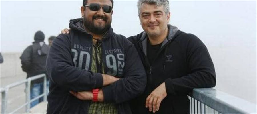 Director Siva suggested the title for 'Thala' Ajith