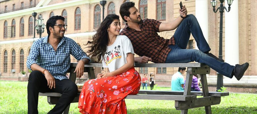 Maharshi off to a flier in the Box-Office?