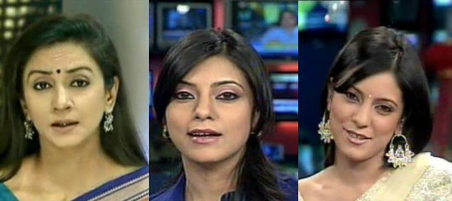 Top 20 'Hot and Sexy' Female anchors in India