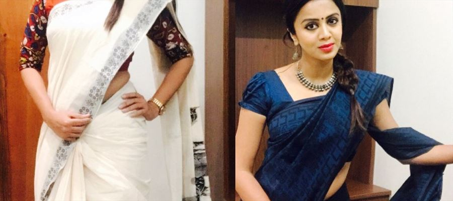 18 Sensuous Photos of this 'Brahmin Beauty' VJ will make you lust for her