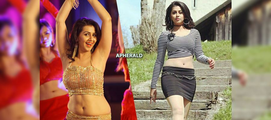 Nikki Galrani shocked as they have shown her in a bad way on the big screen