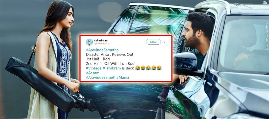 #AravindaSametha - Here's what FANS say about movie in Tweets!