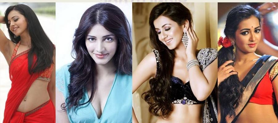4 actresses in Tamil Cinema's Next Dream Girl list