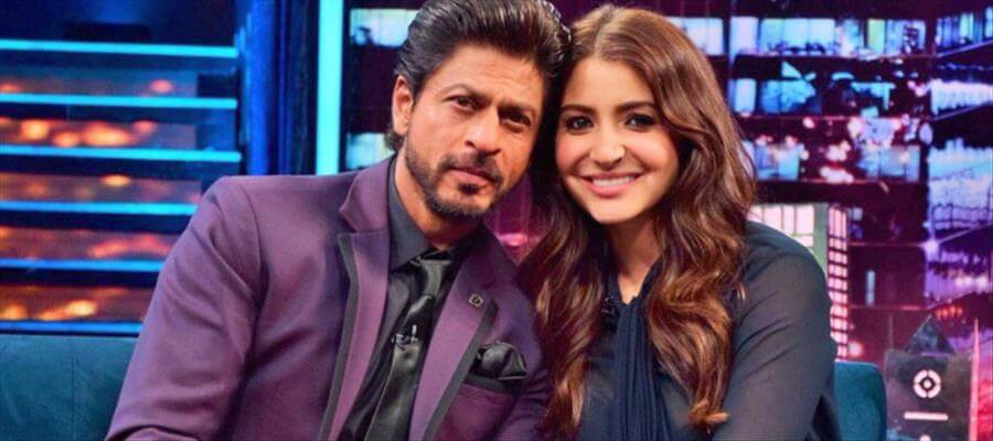 Anushka Sharma, is working with Shah Rukh Khan for a third time in Imtiaz Ali's next directorial