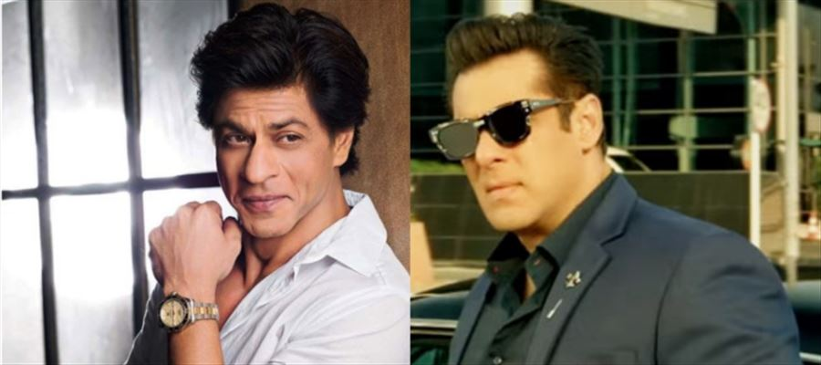 WooHoo... Shah Rukh Khan and Salman Khan coming 'Together' after a long time!