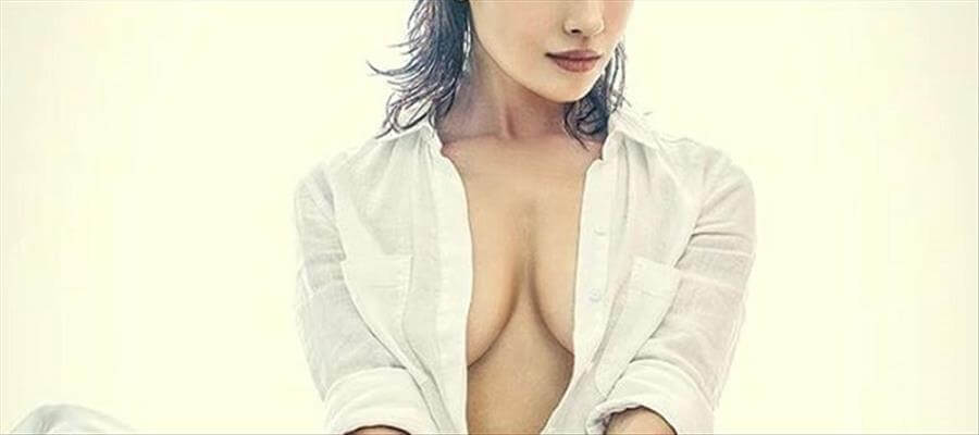 Toooo HOTTT !!!! CUTE ACTRESS EXPOSE HER ASSETS in these PHOTOS - BOLD EXPOSURE !!