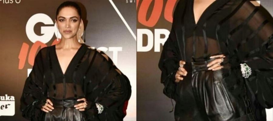 Deepika gets 'BEST DRESSED' for such a costume!