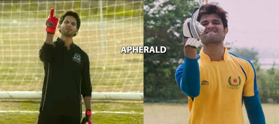 Vijay Deverakonda or Shahid Kapoor ?? ARJUN REDDY or KABIR SINGH ?? Fan Wars