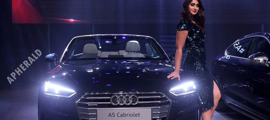 Whoaa... A Lavish Posh Car launched by a Sexy Hot Chick - 13 'Not-to-be-Missed' photos of Ileana