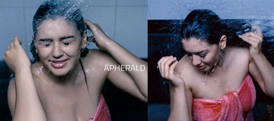 Have you seen Hansika like 'THIS' from her early days? UNSEEN HOT PHOTOS INSIDE