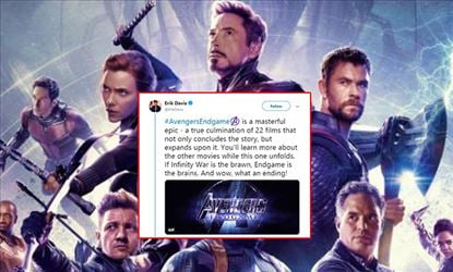 #AVENGERSENDGAME REVIEW - THE MOVIE IS BEYOND EPIC AND MOST EMOTIONAL ONE