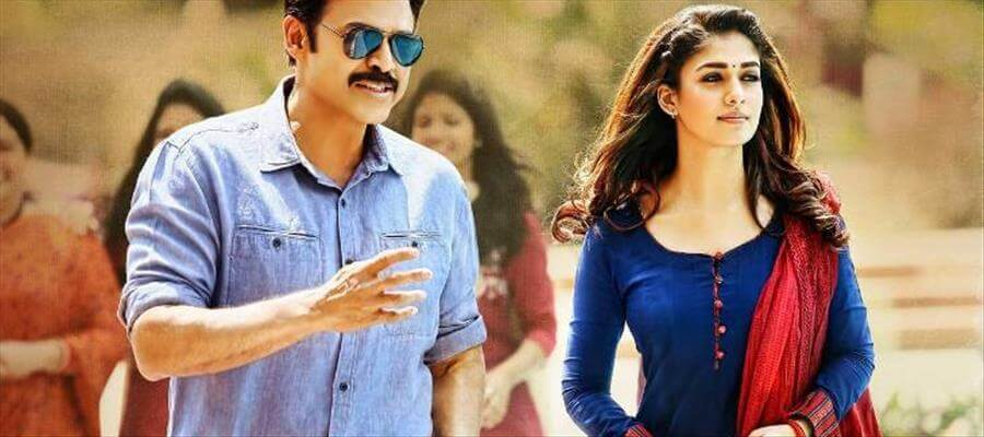 Venky back into the groove?