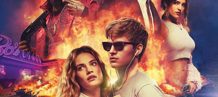 FIRST REPORT: 'BABY DRIVER' is WORTH THE HYPE and PERFECT BLEND of ACTION & HUMOUR
