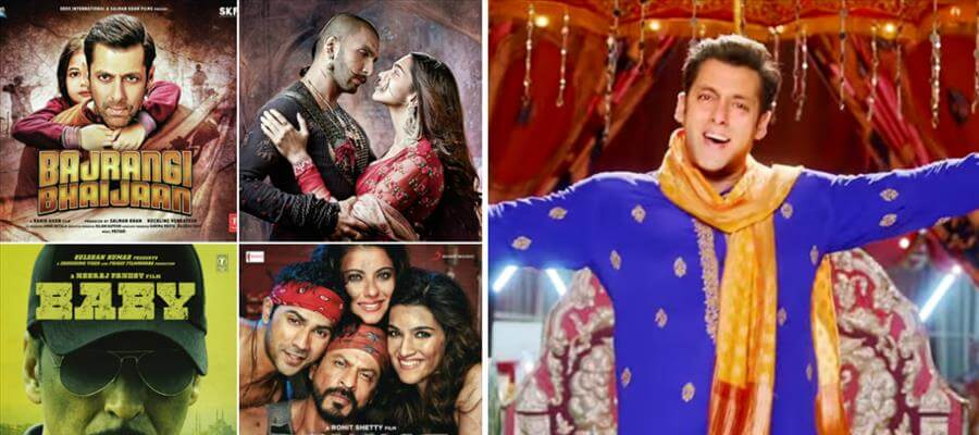 Box Office Hero: Salman Khan is the new King Khan with Rs 500 crore  collections for Prem Ratan Dhan Payo & Bajrangi Bhaijaan