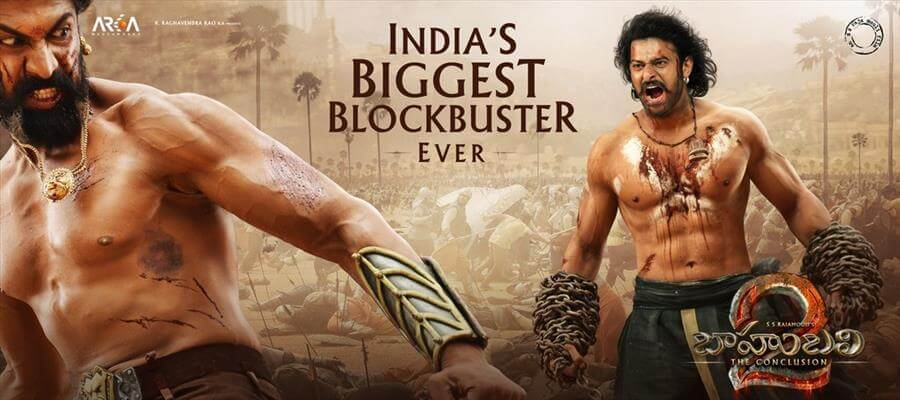 TRADE: Baahubali-2 Rare Record in Karnataka