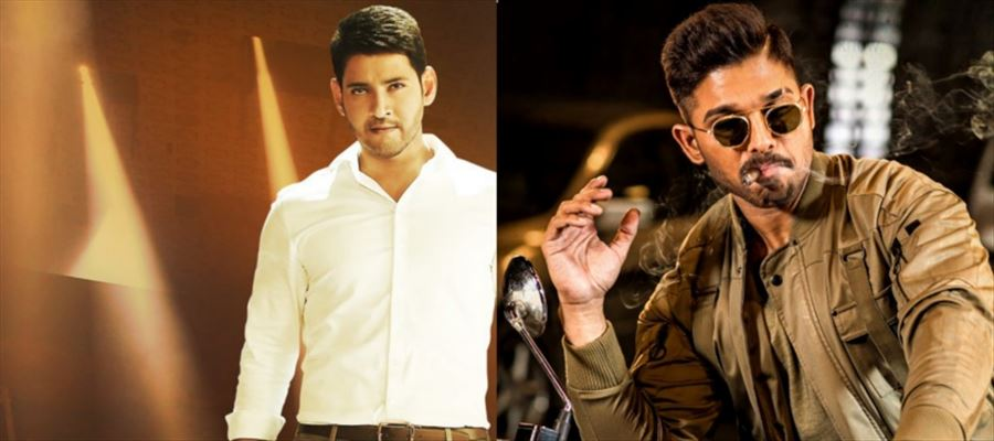 Mahesh Babu Vs Allu Arjun - Prince got Tarak, Bunny gets Rebel ??