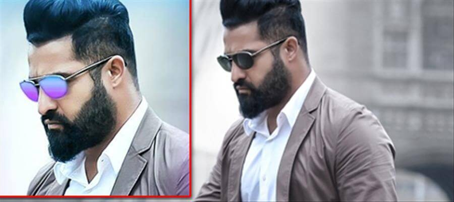 Ntr Scaring With His Looks