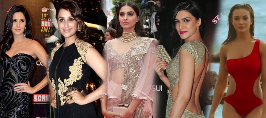 Best dressed celebrities in Bollywood