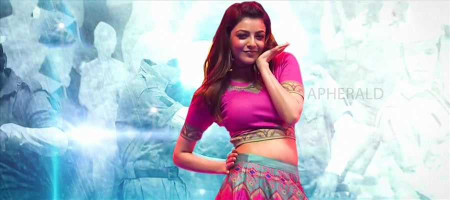 How much Kajal was paid for a sexy dance on the stage?