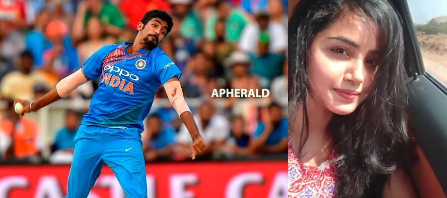 Indian Fast Bowler Jasprit Bumrah is in Love with Anupama Parameshwaran - And 'THIS' PROVES IT...
