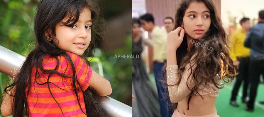 Just Look how this 'BABY' Actress has Transformed into as a Hot Teenager Now!