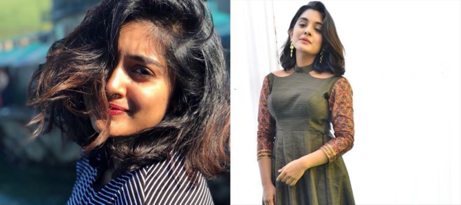 Nivetha Thomas to work with a Young hero