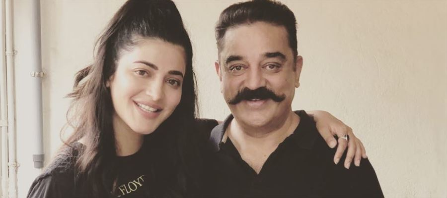 Fathers Day comes in 'Advance' for Shruti...!!!