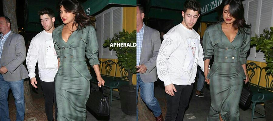 Priyanka Chopra looks like 'MOTHER' and not a 'WIFE' - Another Controversy? PHOTOS INSIDE