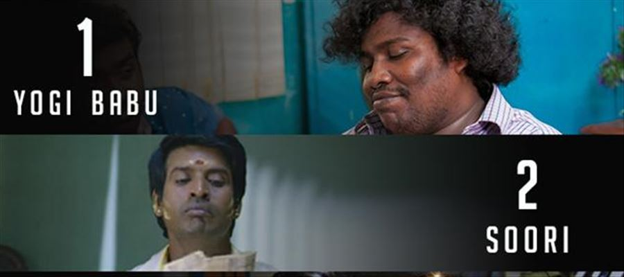 KOLLYWOOD Industry's TOP BEST Comedians who are in minds of many