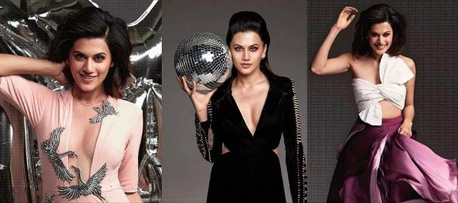 Gorgeous, Bold Starlet Taapsee Pannu will make your day
