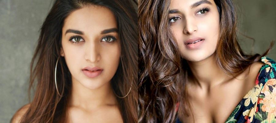 Akhil happy with Nidhi Agerwal
