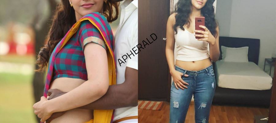 The Actor who squeezed Kajal's waist in shooting spot is now Dating this 20-Year-Old Actress