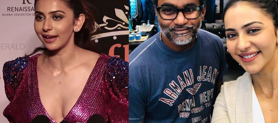 Rakul Preet SHARES PHOTO with 'THIS' Director and REVEALS...