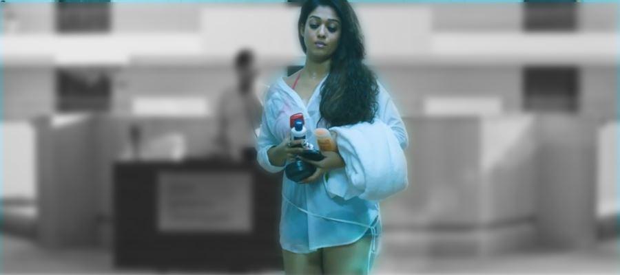 Nayantara moves to 'Viswasam' shooting
